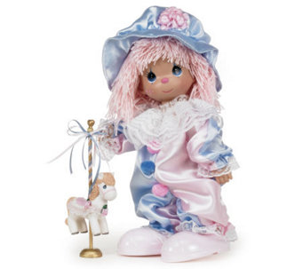 Precious Moments Clowning Merry Go Round Doll - C212101