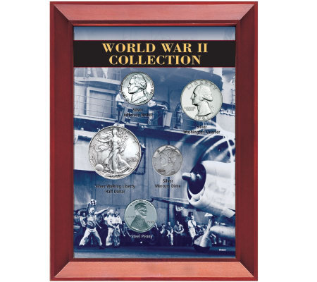 World War II Coin Collection