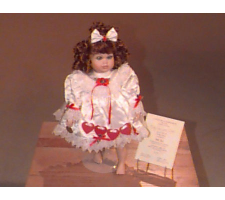 "Betty Jane 16"" Porcelain Betty Jane Carter Doll"