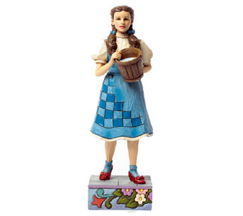 Jim Shore Heartwood Creek Dorothy with Pail Figurine - C214005