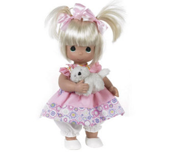 Precious Moments Fur-Ever Friends Doll - C213809
