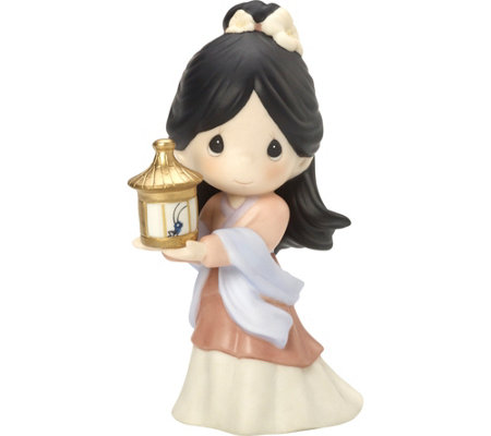 "Disney ""I'm So Lucky To Have You"" Figurine by Precious Moments"