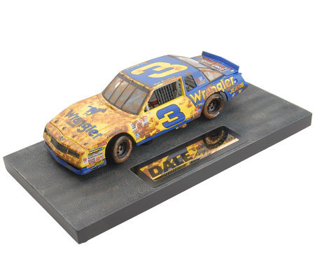 dale earnhardt dale the movie 1986 3 wrangler 1 24 scale. Black Bedroom Furniture Sets. Home Design Ideas