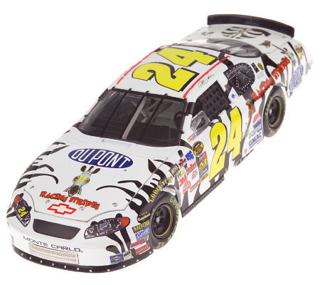 Jeff Gordon Racing Stripes 2004 1:24 Scale Fantasy Die-Cast Car