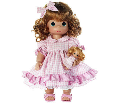 Precious Moments Dolly Daydreams Doll