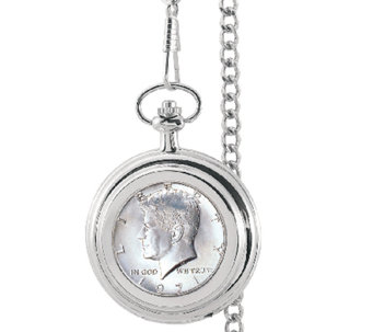 JFK Half-Dollar Pocket Watch - C214031