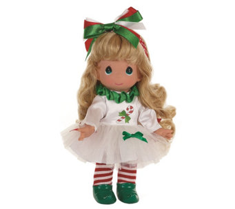 Precious Moments Candy Cane Dreams Doll - C214139