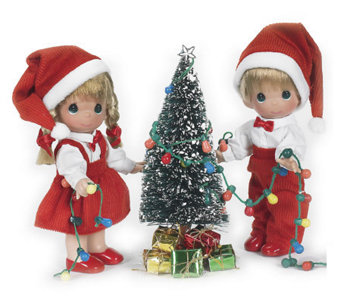 "Precious Moments 7"" You Light Up My Life Doll Set - C212241"