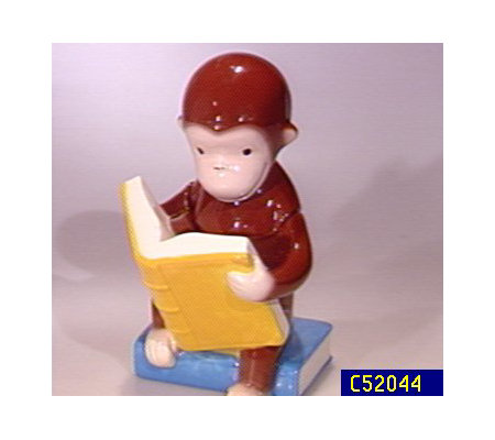 Curious George Limited Edition Cookie Jar