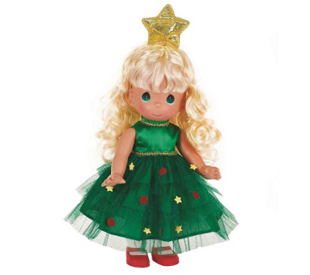 Precious Moments Tree-Mendously Precious Doll