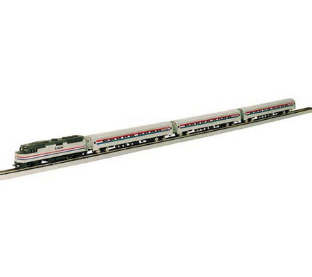 "Bachmann Silver Series Patriot ""HO"" Train Set"