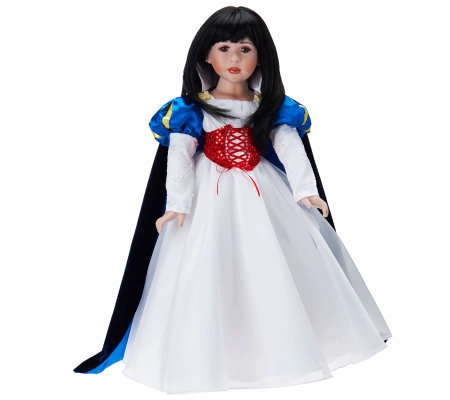 Snow White 200th Anniv. Limited Edition Porcelain Doll by Marie Osmond