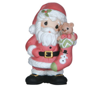 Precious Moments Filled w/ Christmas Joy Santa - C213861