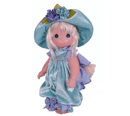 Precious Moments Pansy Pooh Doll
