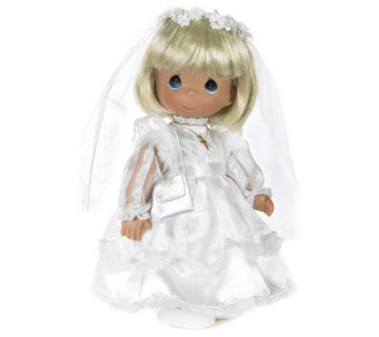 Precious Moments First Communion Doll - C211567