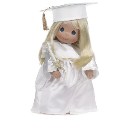 Precious Moments Graduation Doll