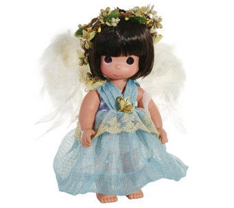 Precious Moments Faith Angel Doll - C214173