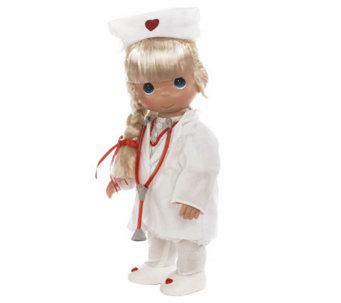 Precious Moments Loving Touch Nurse Doll - C211575