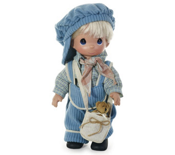 Precious Moments Boys Will be Boys Doll - C214175