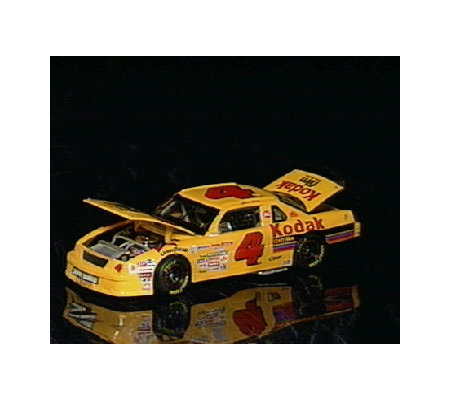 Ernie Irvan Kodak #4 1:24 Scale Die-Cast Car