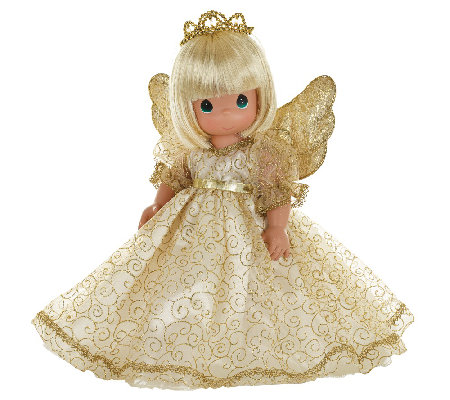 Precious Moments Angelic Whispers from Heaven Doll