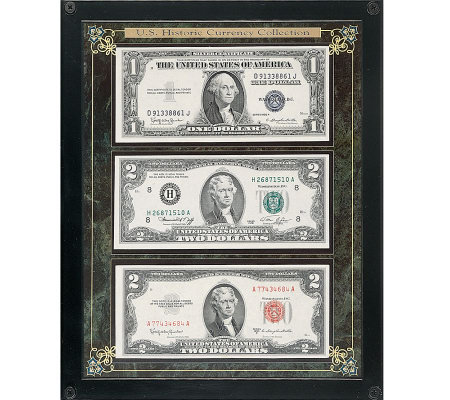 Historic US Currency Collection
