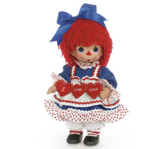 Precious Moments Raggedy Ann, I Love You Doll - C212097