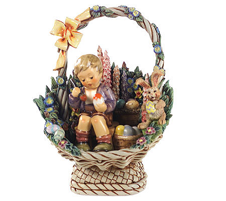 Mi hummel easter basket gift set qvc negle Choice Image
