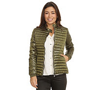 FRIEDA LOVES NYC Steppjacke Stehkragen - 135204