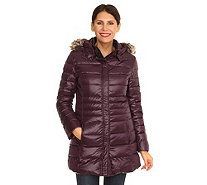 FRIEDA LOVES NYC Longjacke Daunen - 134714