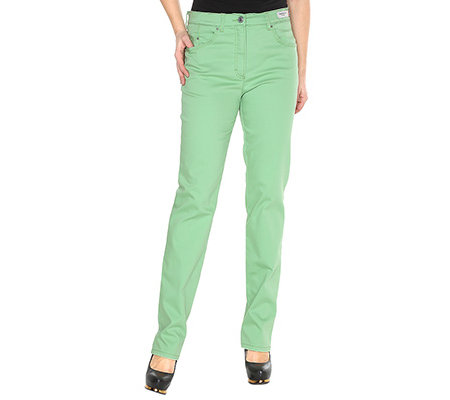 RAPHAELA by BRAX Hose Lea super elastisch 5-Pocket-Style Super Slim