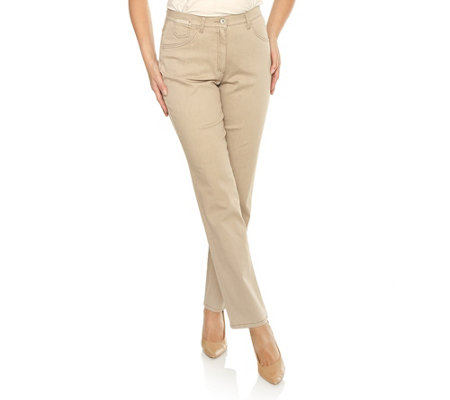 RAPHAELA by BRAX Hose Corry super elastisch 5-Pocket-Style Comfort Plus