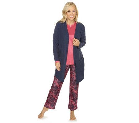 little rose qualit tenmix winter set pyjama 1 1 l nge. Black Bedroom Furniture Sets. Home Design Ideas
