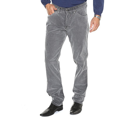 CLUB OF COMFORT Herrenhose Brian 7-Pocket Style Comfort-Bund