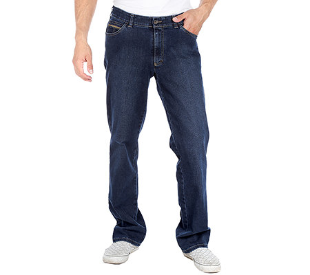 CLUB OF COMFORT Flanell-Jeans Liam Thermo-Feeling Comfort-Bund