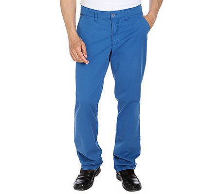 CLUB OF COMFORT Chinohose Connor Pima Cotton Sommer-Qualität superleicht