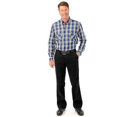 CLUB OF® Herrenhose Dallas Fleckenschutz Comfortbund