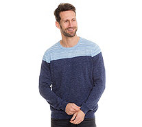 BASEFIELD Pullover Colourblocking - 135378