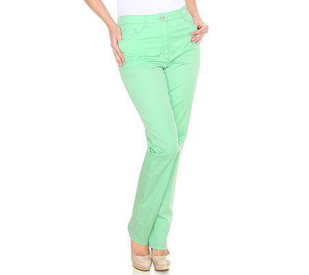 RAPHAELA by BRAX Hose Pricila Baumwoll-Mix 5-Pocket-Style Pro Form Slim