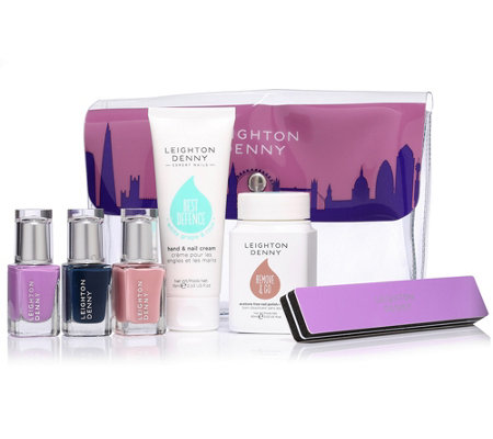 LEIGHTON DENNY The Londoner Collection inkl. Tasche 6tlg. Set
