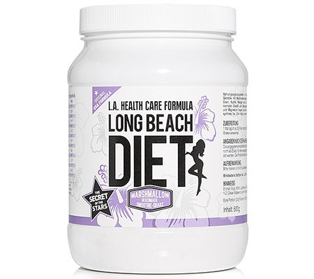 L.A. HEALTH CARE Long Beach Diet Smoothie-Shake 600g für 30 Tage