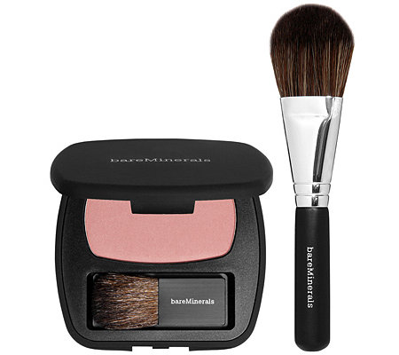 bareMinerals Ready Blush Rouge mit extra Rougepinsel