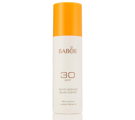 BABOR ANTI-AGING SUN CARE High Protection Sun Lotion 200ml SPF 30