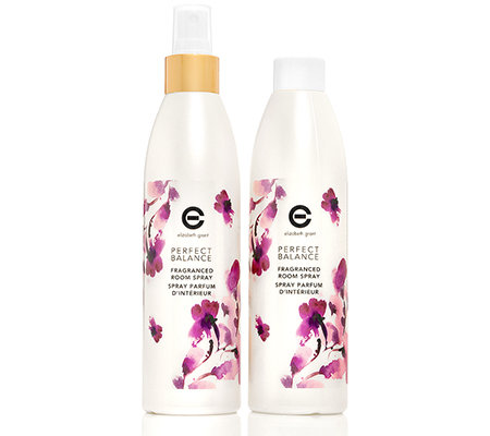 ELIZABETH GRANT PERFECT BALANCE Fragranced Room Spray 2x 240ml