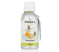NUTRALINEA by Barbara Klein Omega-3 Citrus 30 Tage - 271907