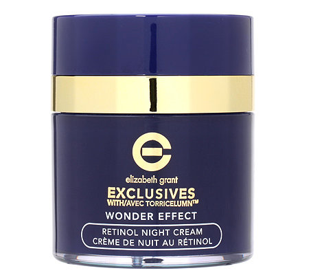 ELIZABETH GRANT WONDER EFFECT Retinol Night Cream 50ml