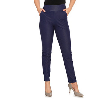KIM & CO. Hose Jeans-Optik - 203808