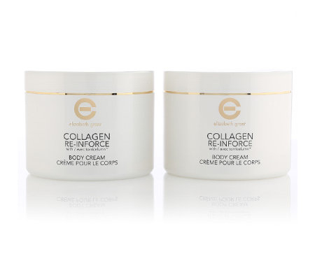 ELIZABETH GRANT COLLAGEN Body Cream 2x 200ml
