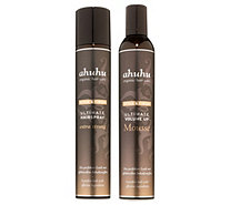 ahuhu organic hair care Big Volume Duo 2 x 500 ml - 292610