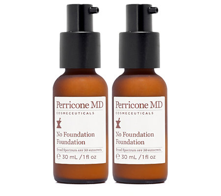 DR. PERRICONE No Foundation LSF 30 Duo je 30ml